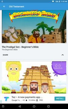 Bible Stories for Teenage Kids Videos screenshot 5