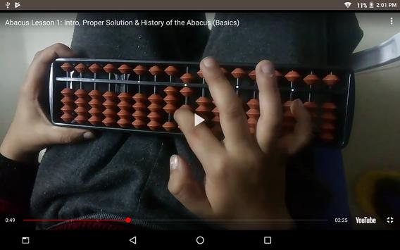 Learn Abacus Calculation - Abacus Videos for Kids screenshot 5