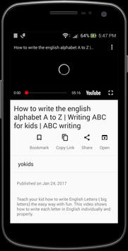 Kids' ABCD Learning : ABC Alphabets Songs & Rhymes screenshot 3