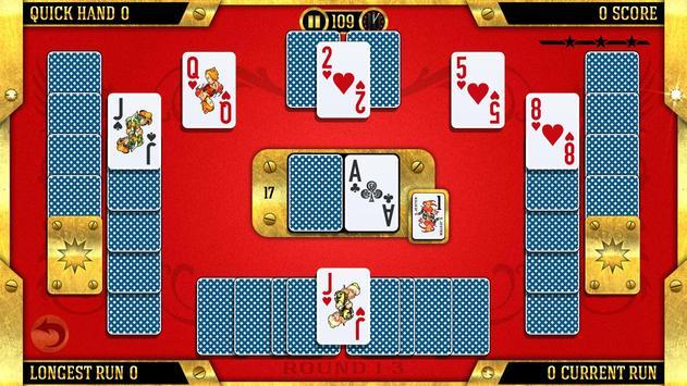 Towers Battle: Tripeaks or Pyramid Solitaire apk screenshot