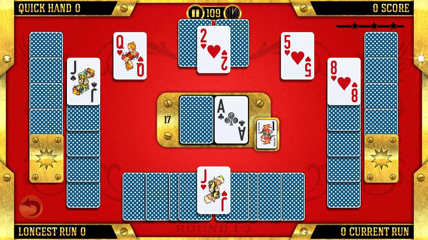 battle solitaire how to play