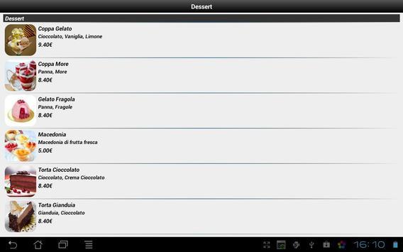 Virtual Catalogue - Menu apk screenshot