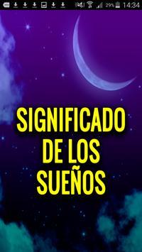Significado de Sueños (GRATIS) Poster