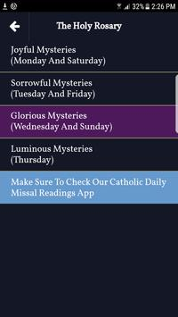 Holy Rosary (with Audio Offline) screenshot 3
