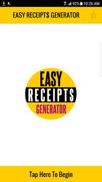 business receipt generator free apk download free shopping app