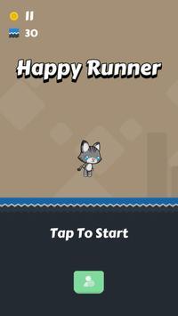 Happy Runner poster