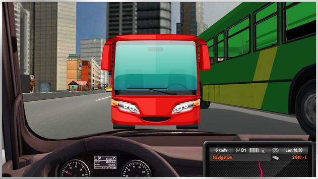 New City Bus Driver 2017 apk screenshot