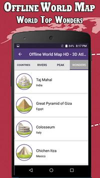 Offline world map hd 3d atlas street view for android apk download offline world map hd 3d atlas street view screenshot 19 gumiabroncs Choice Image