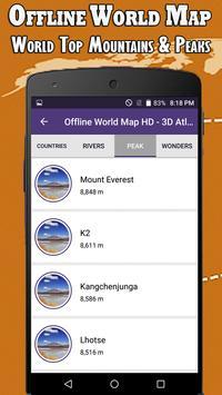 Offline world map hd 3d atlas street view for android apk download offline world map hd 3d atlas street view screenshot 15 gumiabroncs Gallery