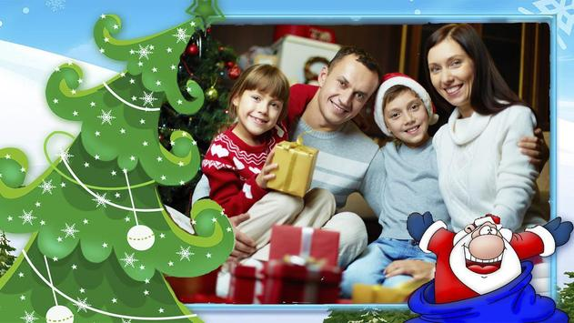 Christmas Greeting Card & Photo Frames 2017 screenshot 16