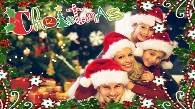 Christmas Greeting Card & Photo Frames 2017 screenshot 19