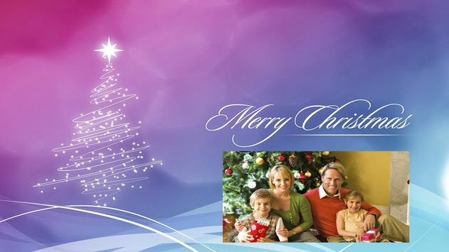 Christmas Greeting Card & Photo Frames 2017 screenshot 23