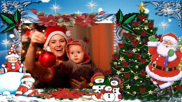 Christmas Greeting Card & Photo Frames 2017 screenshot 2