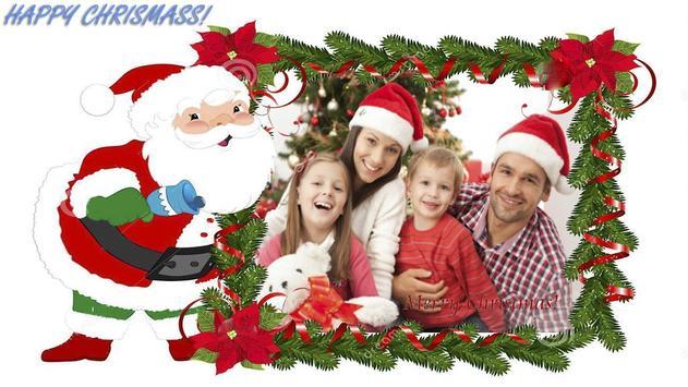 Christmas Greeting Card & Photo Frames 2017 screenshot 4