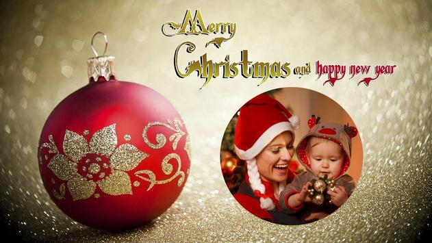 Christmas Greeting Card & Photo Frames 2017 screenshot 6