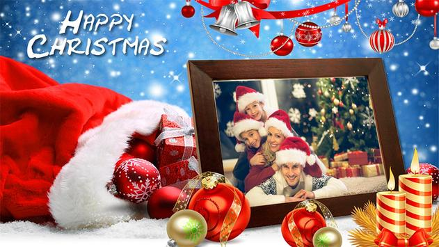 Christmas Greeting Card & Photo Frames 2017 screenshot 9