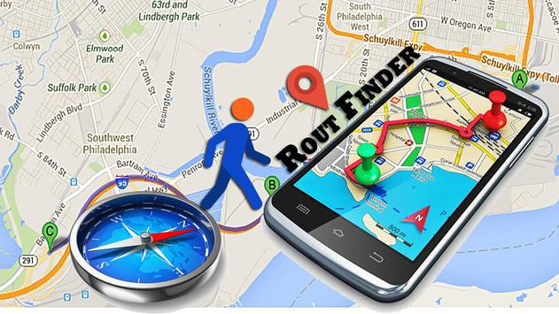 Gps route finder map navigation compass apk download free gps route finder map navigation compass apk screenshot gumiabroncs Choice Image