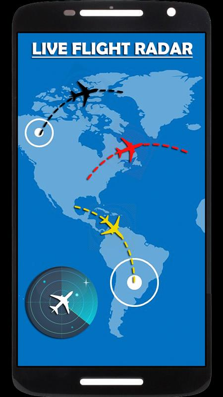 Flight Tracker Radar Live Air Traffic Status For Android Apk Download