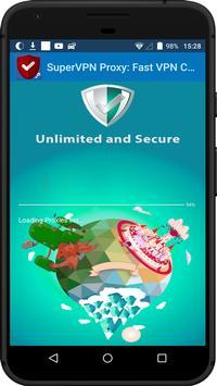 SuperVPN Proxy: Fast VPN Connect screenshot 5
