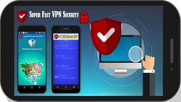 SuperVPN Proxy: Fast VPN Connect screenshot 6