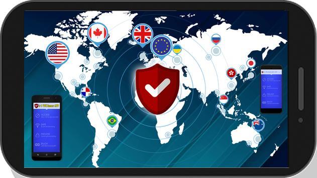 SuperVPN Proxy: Fast VPN Connect screenshot 2