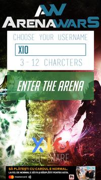 Arena Wars poster
