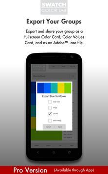 Swatch Color Lab screenshot 7