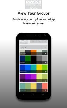 Swatch Color Lab apk screenshot