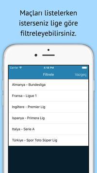 Bet Analysis - Sports & Match screenshot 2