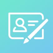 Pro Business Card Maker & Creator - Design BizCard icon