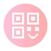 Insta QR Code- QR Code Reader, Scanner and Creator icon