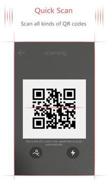 Insta QR Code- QR Code Reader, Scanner and Creator apk screenshot