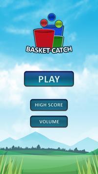 Basket Catch poster