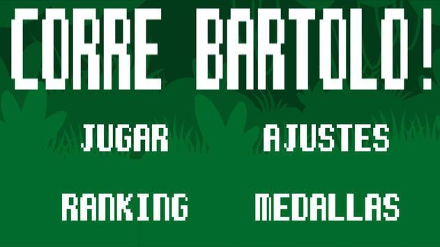 Corre Bartolo!!! screenshot 3