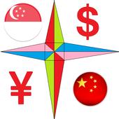 新币汇率助手 icon
