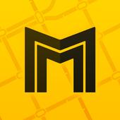 Metro Chongqing Subway icon