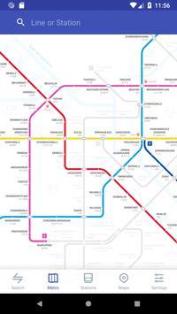 Metro Tianjin Subway poster