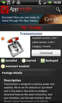 xApp Installer screenshot 5