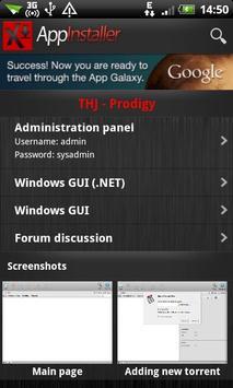 xApp Installer screenshot 6