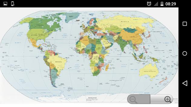 World map offline apk download free travel local app for android world map offline poster gumiabroncs Choice Image