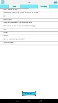 SpeechScore screenshot 19