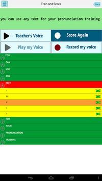 SpeechScore screenshot 7