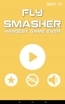Hardest Game Ever: Fly Smasher poster