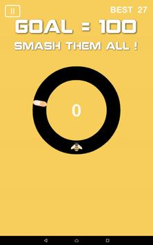 Hardest Game Ever: Fly Smasher apk screenshot