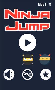 Ninja Jump : Endless Dash poster