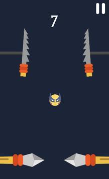 Ninja Jump : Endless Dash screenshot 1