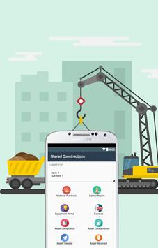 Sharad Constructions apk screenshot