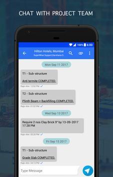 SuperWise - Construction Project Management App apk screenshot