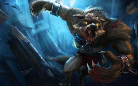 Monster werewolf apk screenshot