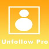 Unfollow Pro icon